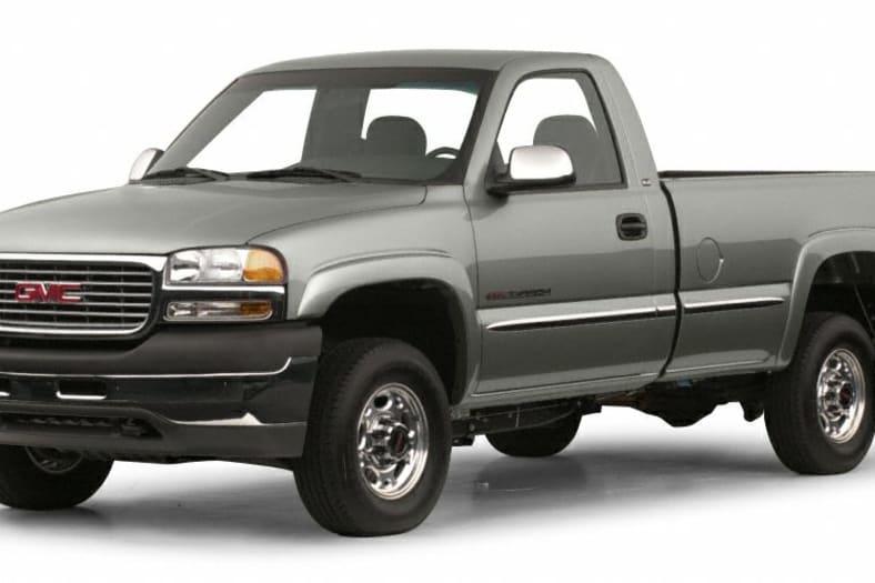 2001 Sierra 2500HD