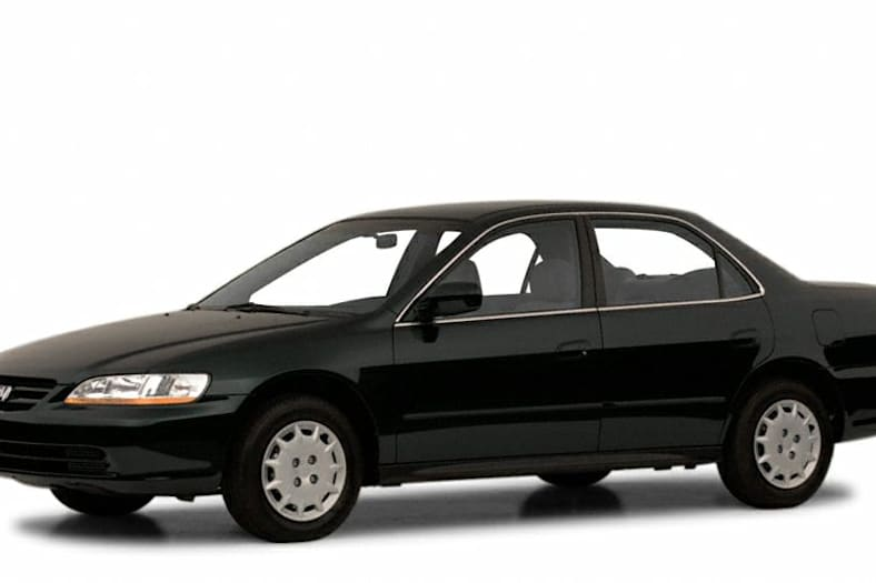 2001 Honda Accord Information