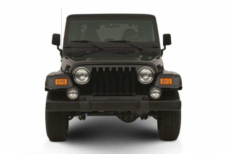 2001 Jeep Wrangler Exterior Photo