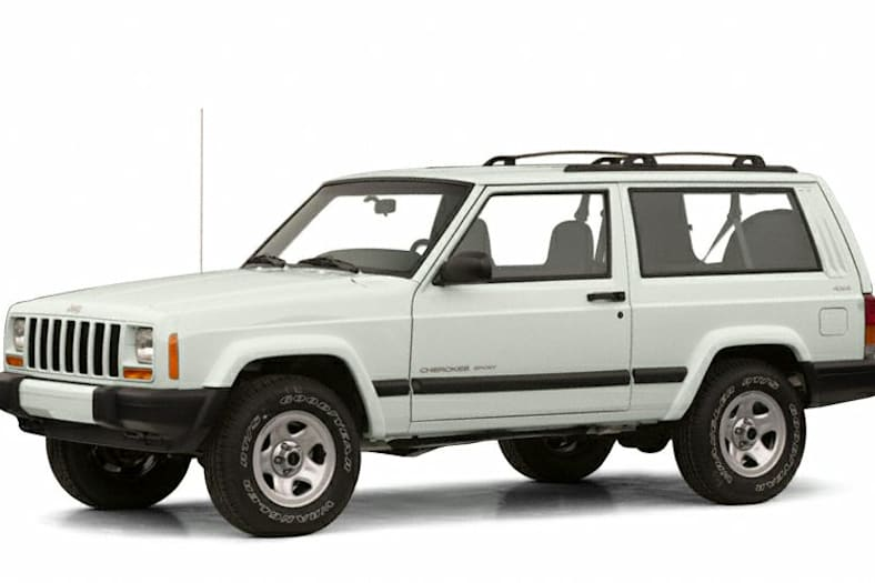 2001 Jeep Cherokee Information