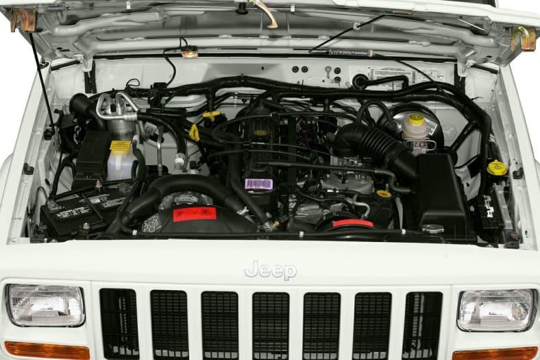 2001 Jeep Cherokee Exterior Photo