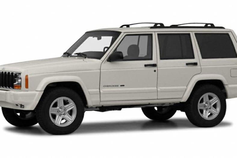 2001 jeep cherokee limited 4dr 4x4 information. Black Bedroom Furniture Sets. Home Design Ideas