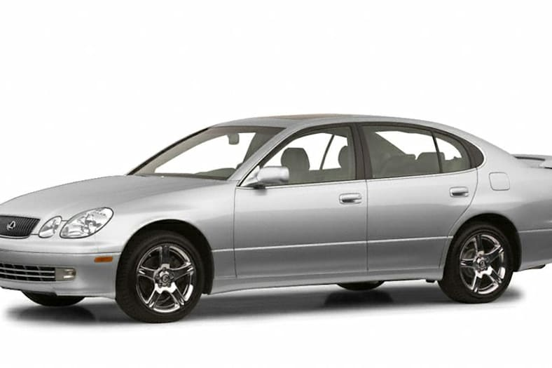 2001 Lexus GS 430 Exterior Photo