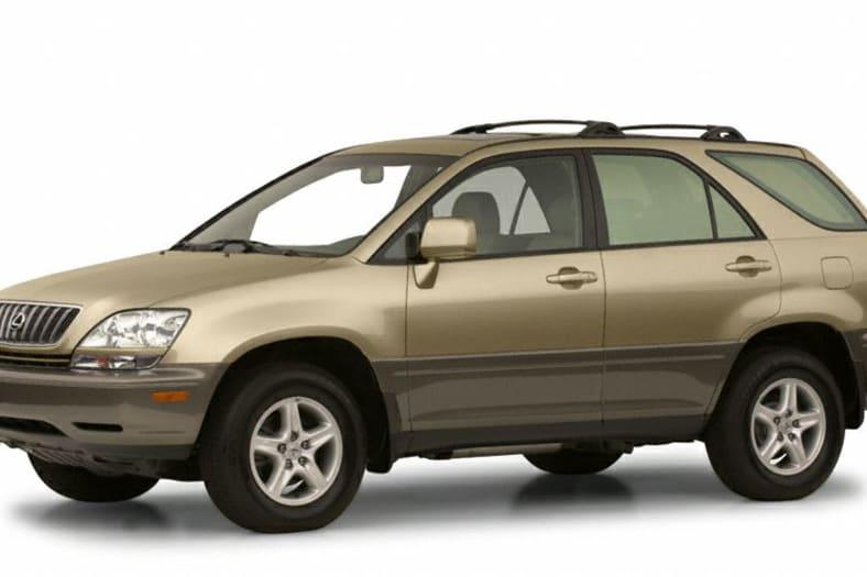 2001 RX 300