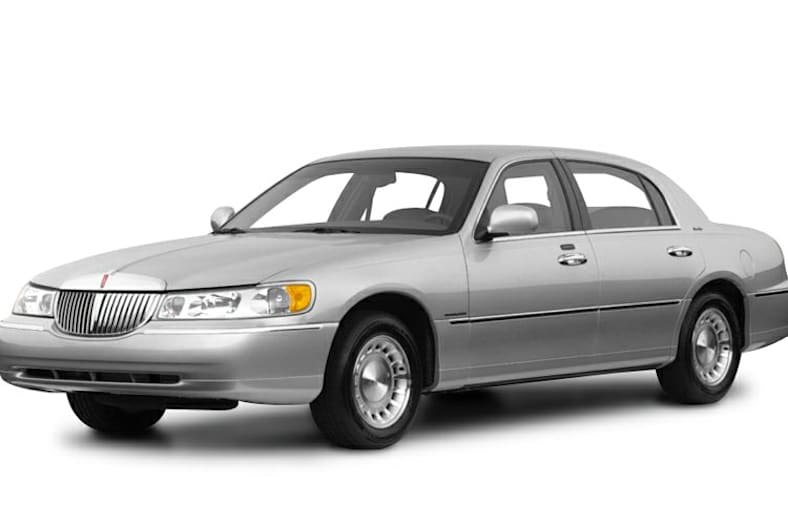 2001 lincoln town car pictures. Black Bedroom Furniture Sets. Home Design Ideas