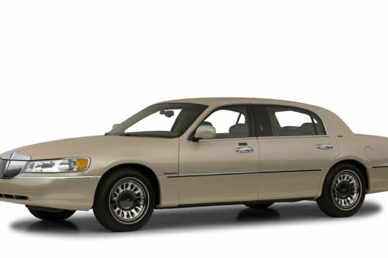 2001 Lincoln Town Car Cartier L 4dr Sedan Pictures