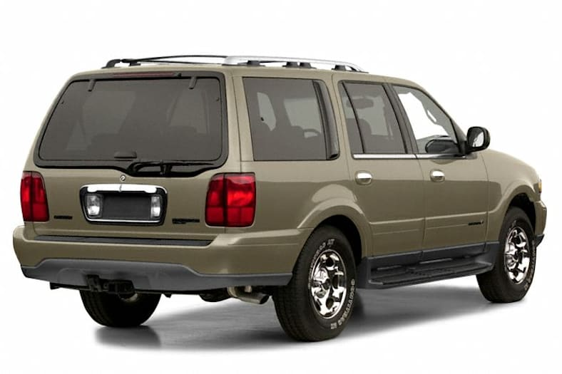 2001 Lincoln Navigator Exterior Photo