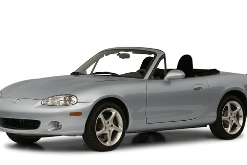 2001 Mazda MX-5 Miata Exterior Photo