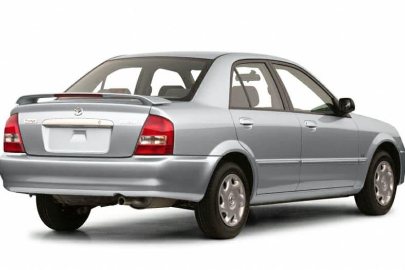 2001 Mazda Protege Exterior Photo