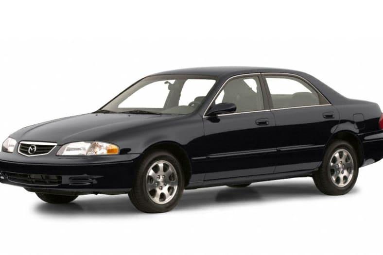 2001 Mazda 626 Information