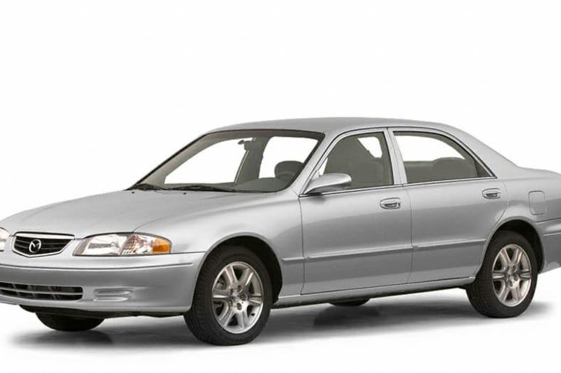 2001 626
