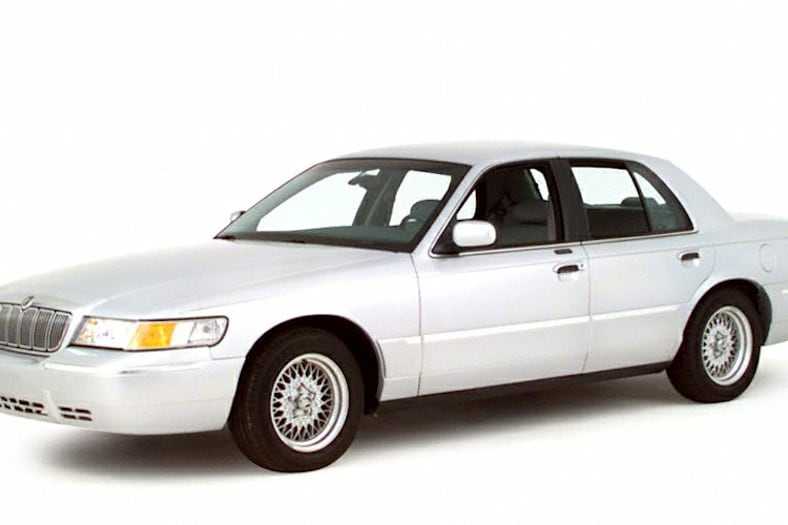 2001 Grand Marquis