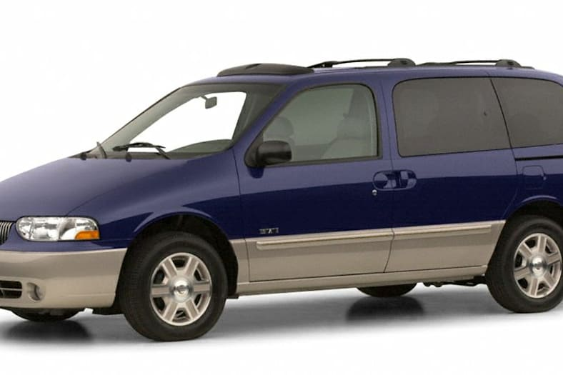 2001 Mercury Villager Exterior Photo