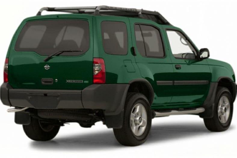 Nissan Xterra Xe Pictures
