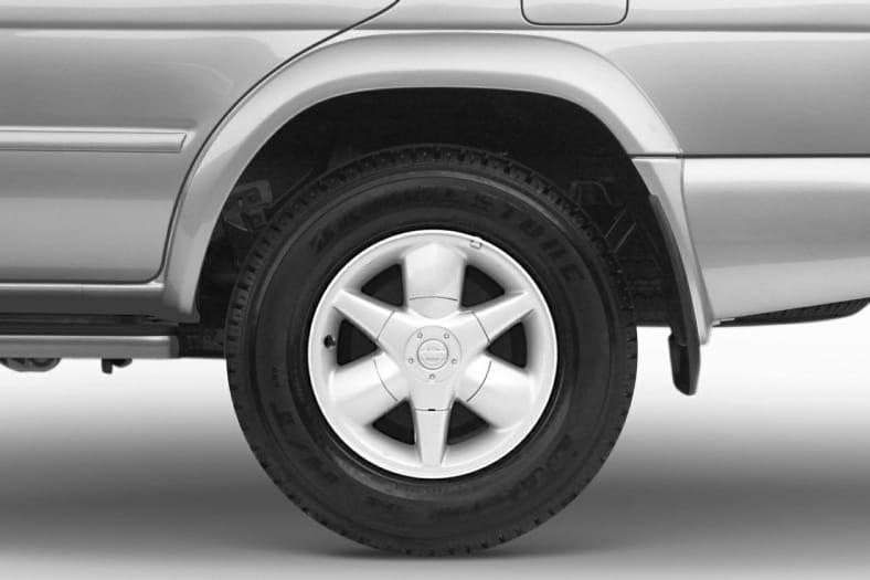 2001 Nissan Pathfinder Exterior Photo