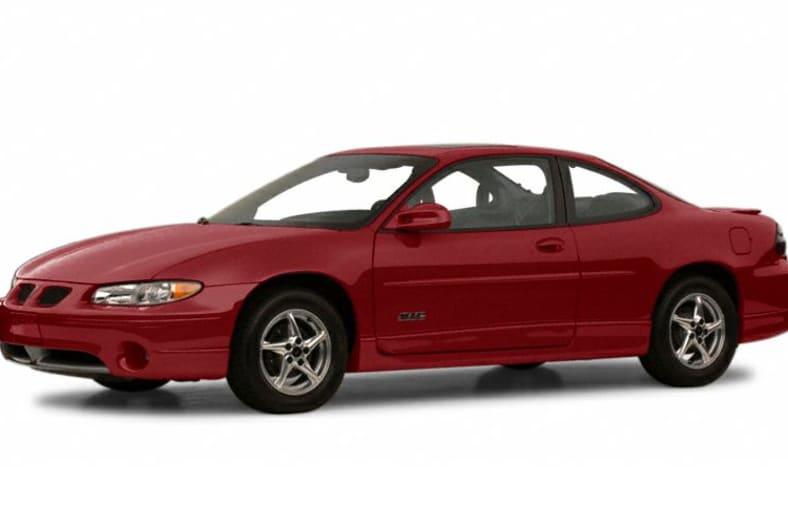 2001 Pontiac Grand Prix Information