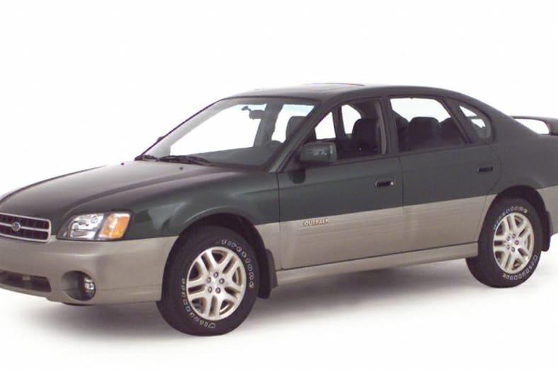 2001 Subaru Outback Exterior Photo