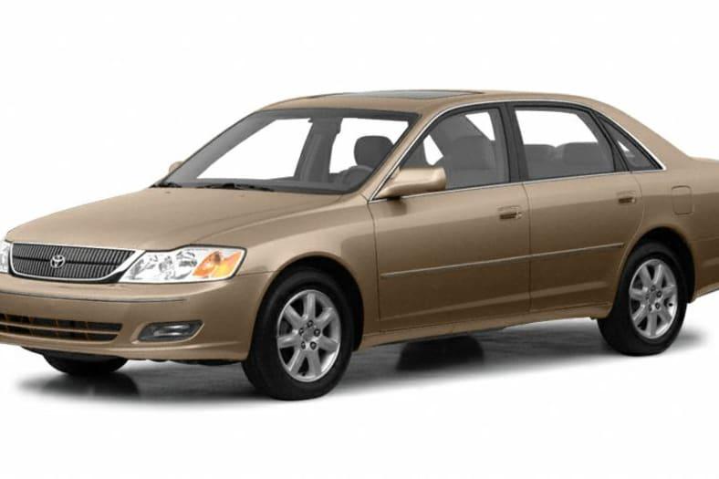 Toyota Avalon Information - 2001 avalon