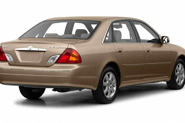 Toyota Avalon Specs And Prices - 2001 avalon