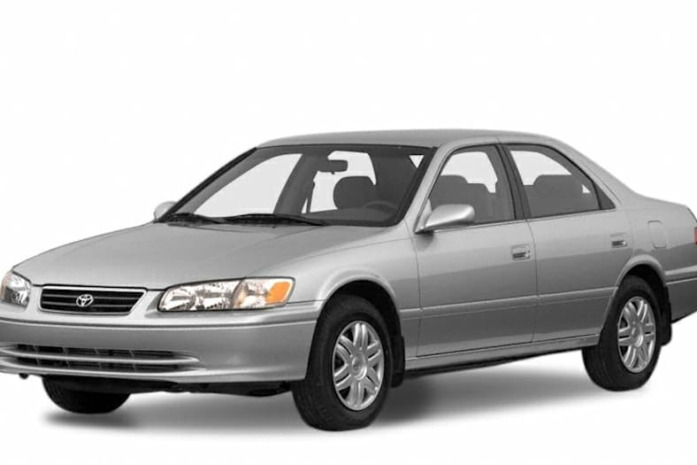2001 Toyota Camry Information