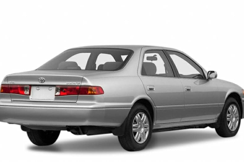 Toyota Camry Information - 2001 camry