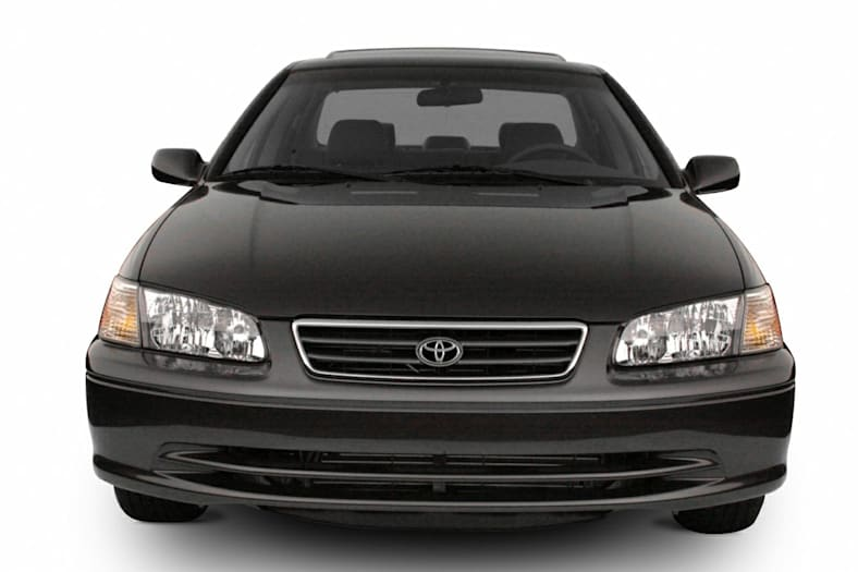 Toyota Camry LE V Dr Sedan Specs And Prices - 2001 camry