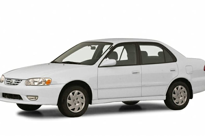 2001 Toyota Corolla CE 4dr Sedan Specs and Prices