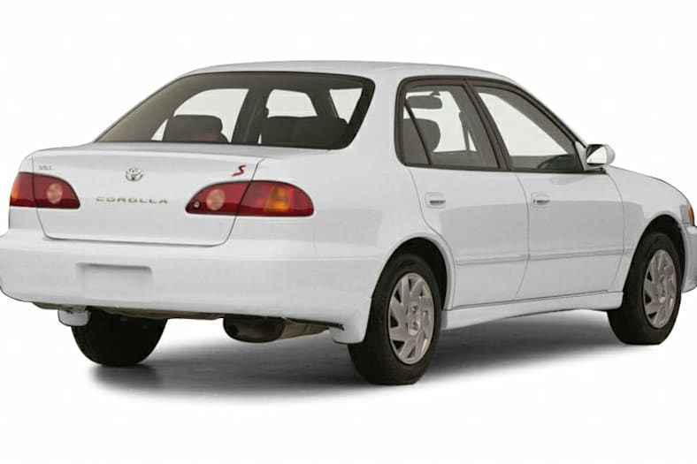 2001 Toyota Corolla Safety Features