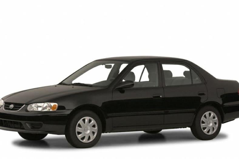 2001 Corolla