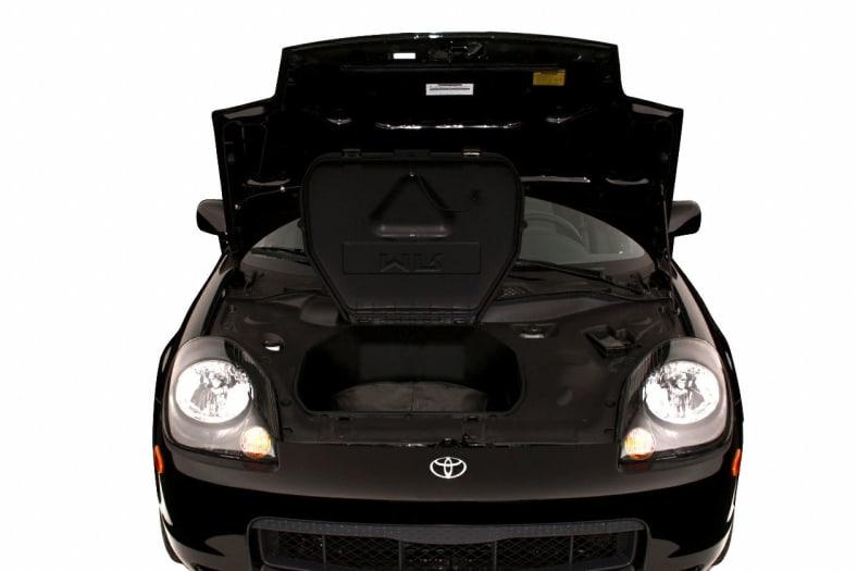 2001 Toyota MR2 Spyder Exterior Photo