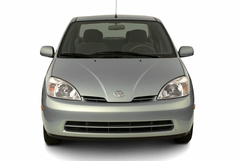 2001 Toyota Prius Exterior Photo