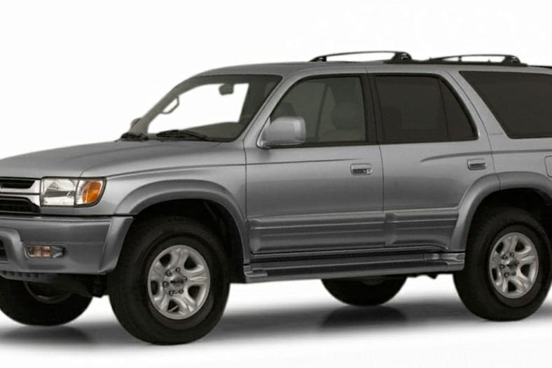 Captivating 2001 Toyota 4Runner Exterior Photo