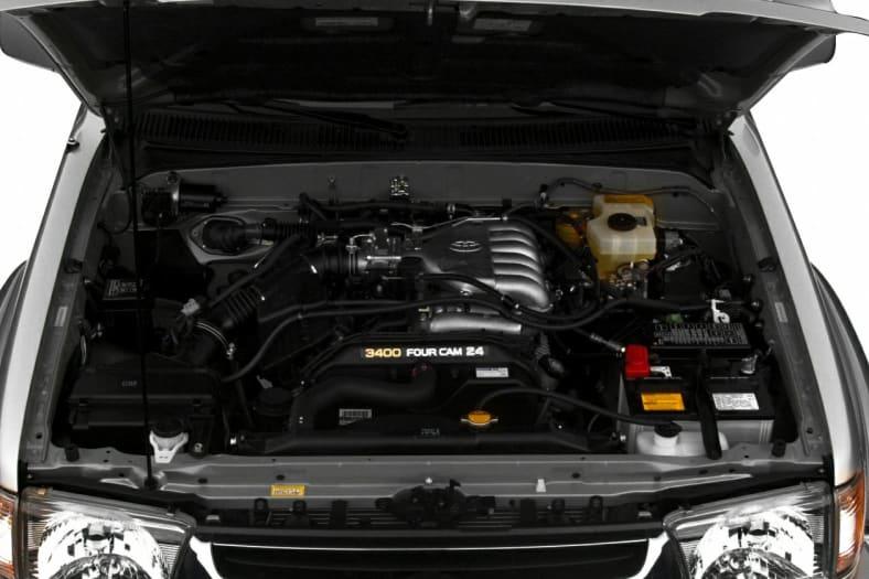 2001 Toyota 4Runner Exterior Photo
