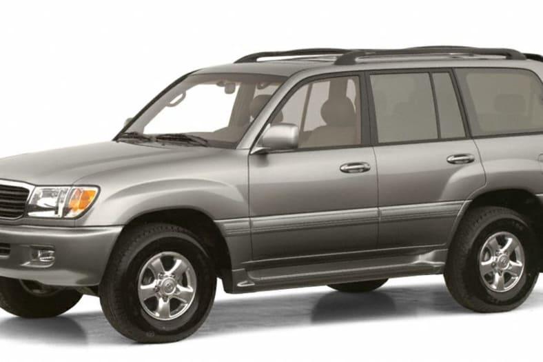 2001 Land Cruiser