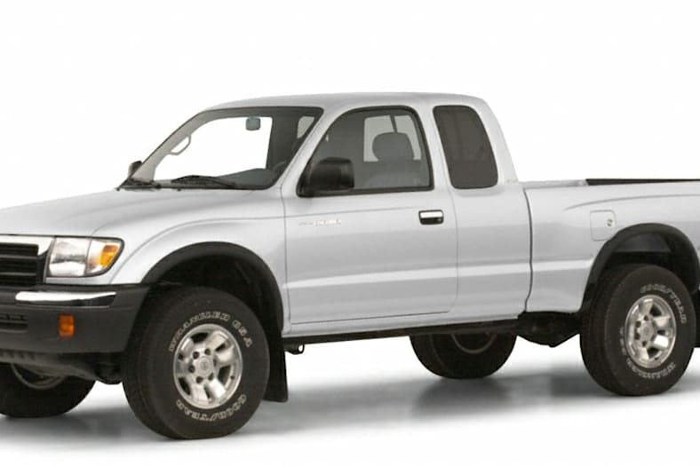Toyota Company Latest Models >> 2001 Toyota Tacoma Information