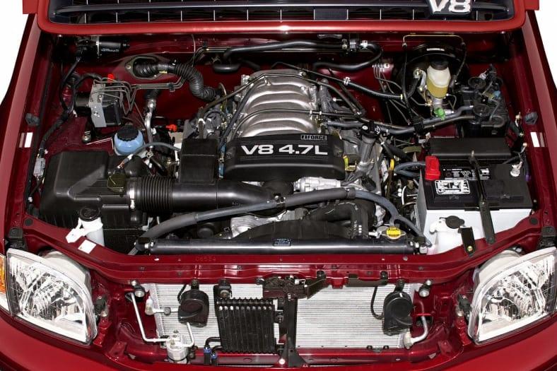 2001 Toyota Tundra Exterior Photo