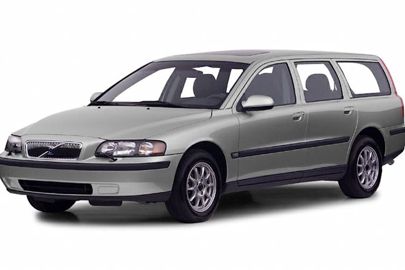 2001 V70