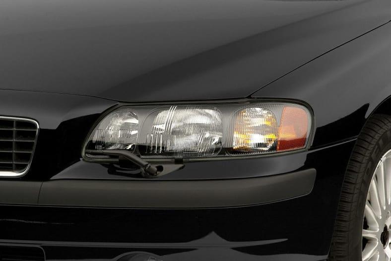 2001 Volvo S60 Exterior Photo