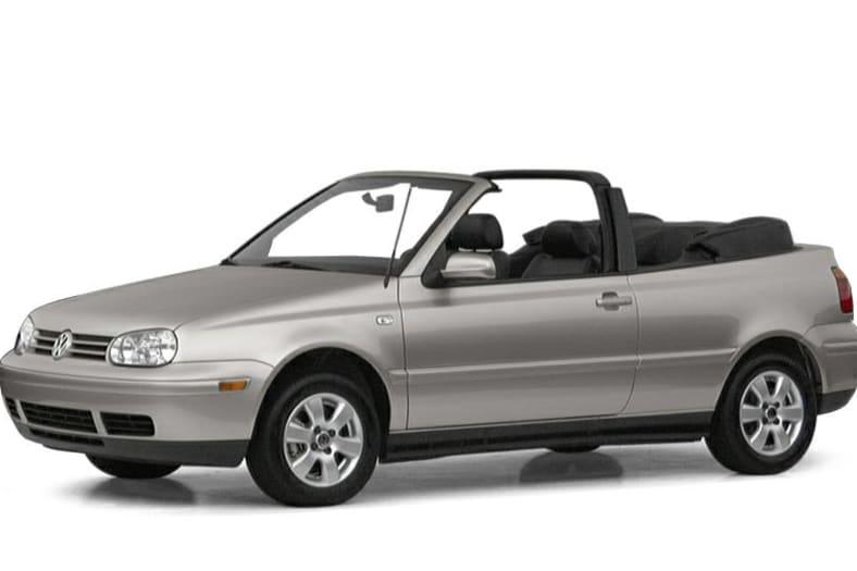 2001 Volkswagen Cabrio Information
