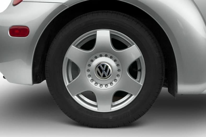2001 Volkswagen New Beetle Exterior Photo