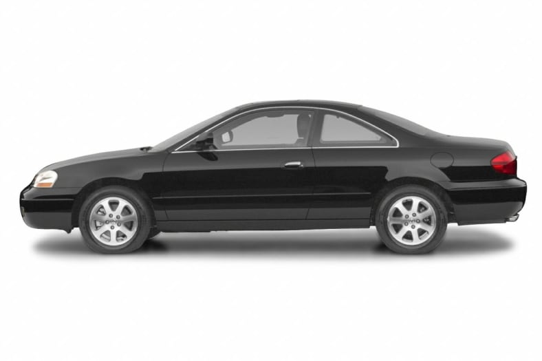 2002 Acura CL Exterior Photo