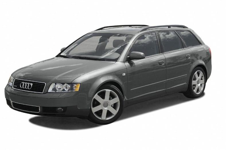 Audi A Avant Dr Allwheel Drive Quattro Station Wagon - 2002 audi a4