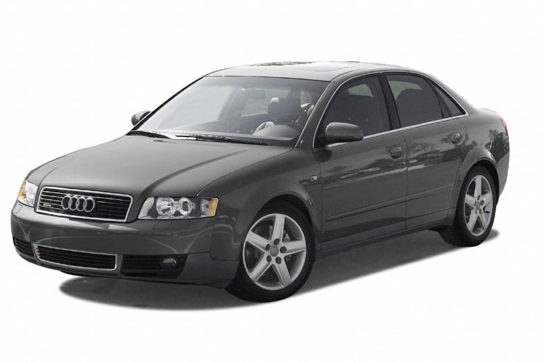 2002 Audi A4 Safety Features