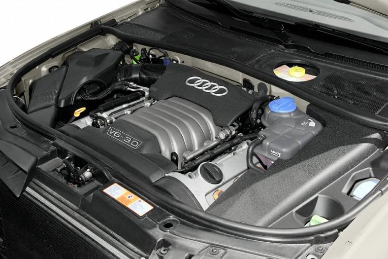 2002 Audi A6 Exterior Photo