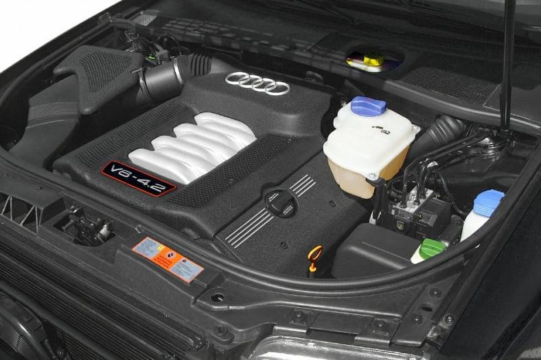 2002 Audi S6 Exterior Photo