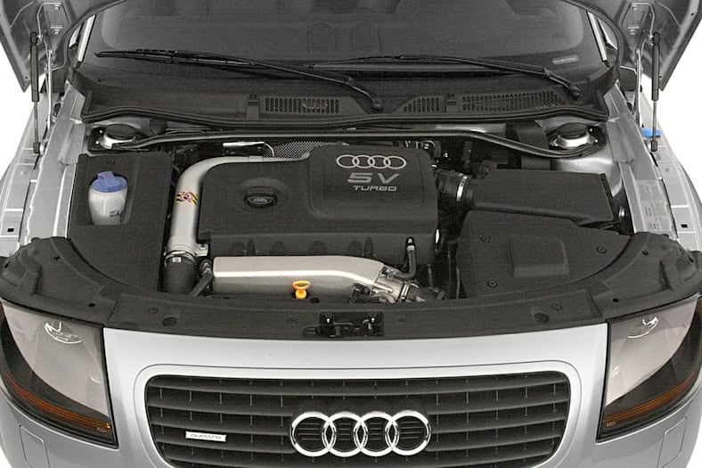 2002 Audi TT Exterior Photo