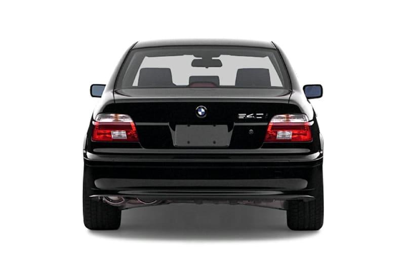 2002 BMW 530 Exterior Photo
