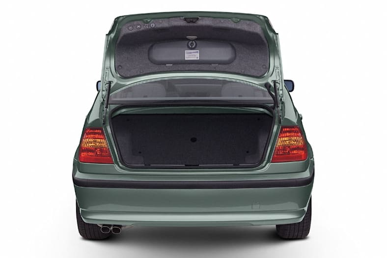 2002 BMW 325 Exterior Photo