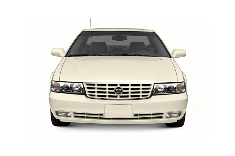 2002 Cadillac Seville Exterior Photo
