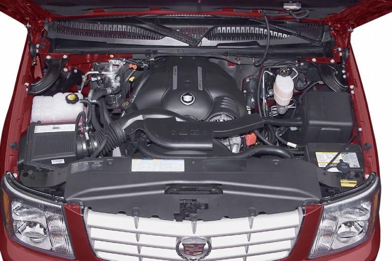 2002 Cadillac Escalade Exterior Photo